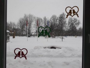 Širdelė Lietuvai